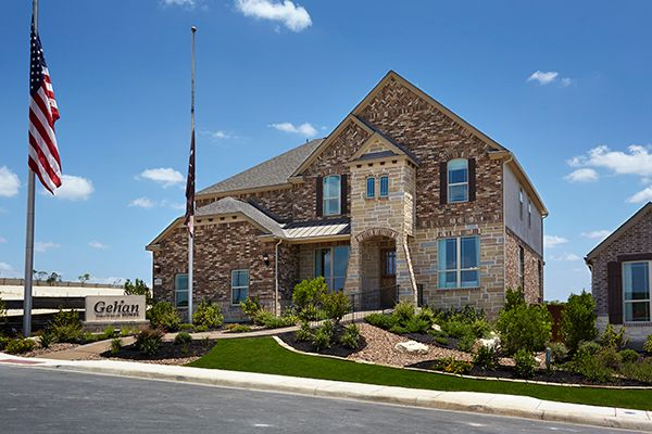 Gehan Homes San Antonio Design Center Home Design And Style