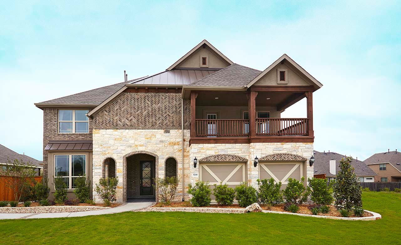 The commons at rowe lane in pflugerville tx by gehan homes for Gehan homes