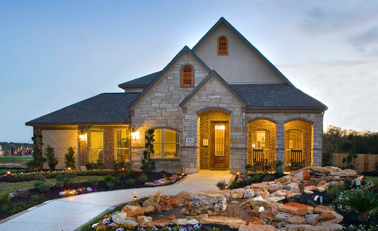 Sablechase premier in boerne tx by gehan homes for Home by home