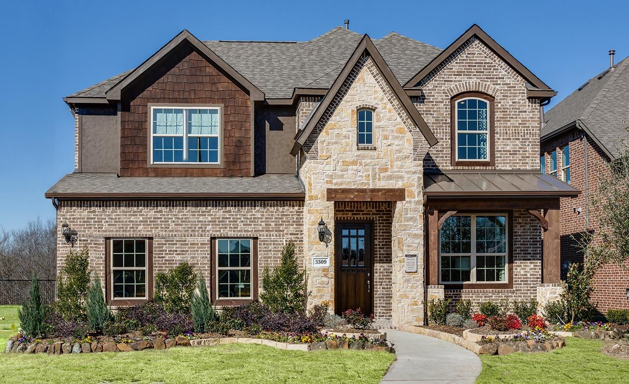 Castle Point In Garland, TX By Gehan Homes