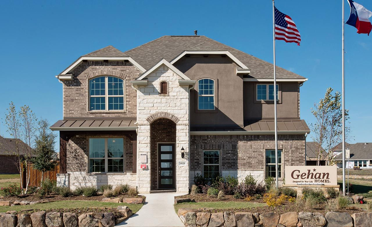 Gehan homes dallas tx communities homes for sale for Gehan homes
