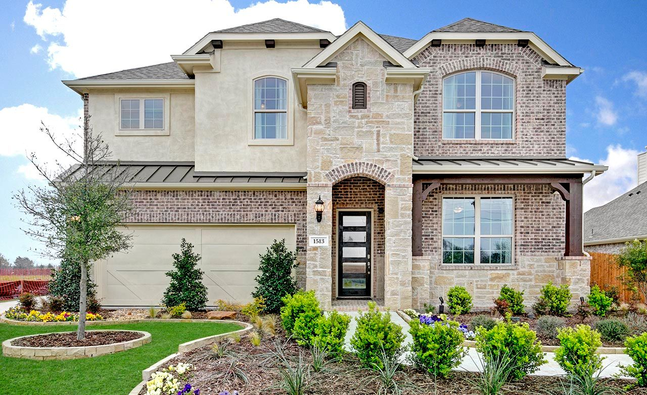 Lakeview Estates In Anna TX By Gehan Homes