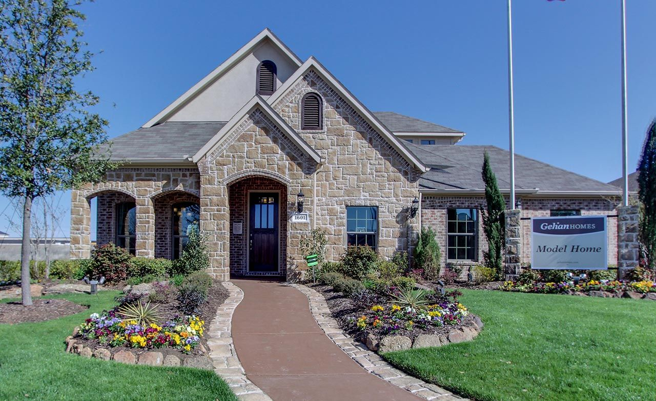 Home Builders In Houston Gehan New Homes In Texas Autos Post