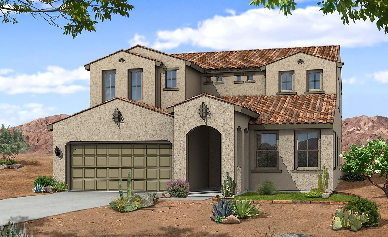 New Construction Floor Plans In 85326 Newhomesource