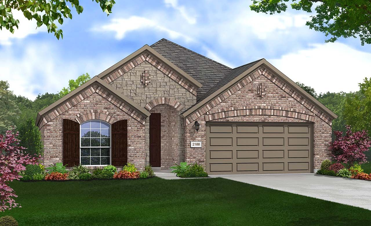 Juniper home plan by gehan homes in sunfield for Juniper house