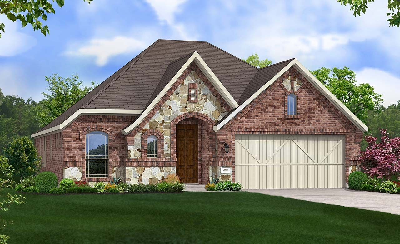 Laurel home plan by gehan homes in sunfield for Laurel home