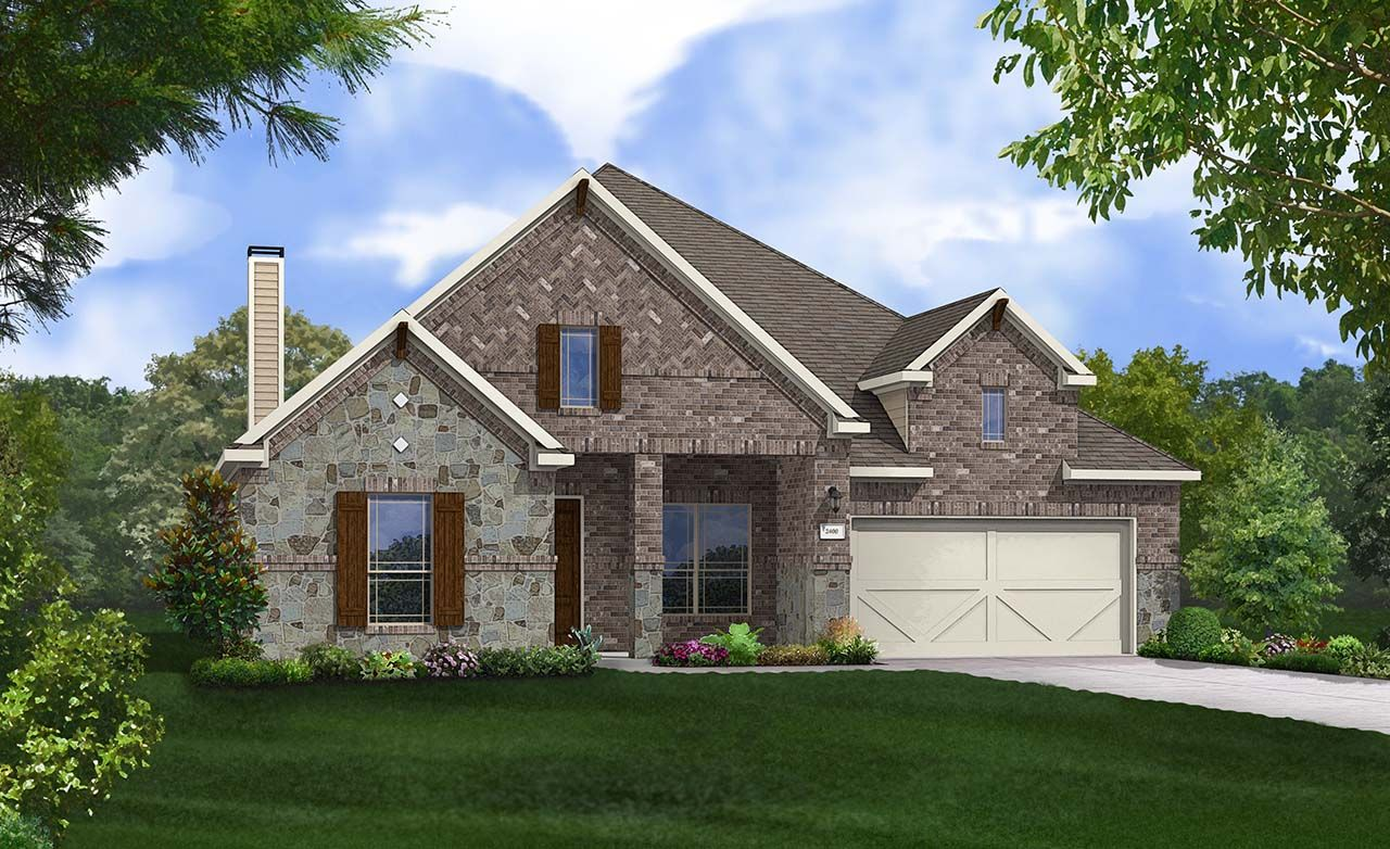 New Construction Homes And Floor Plans In Plano Tx