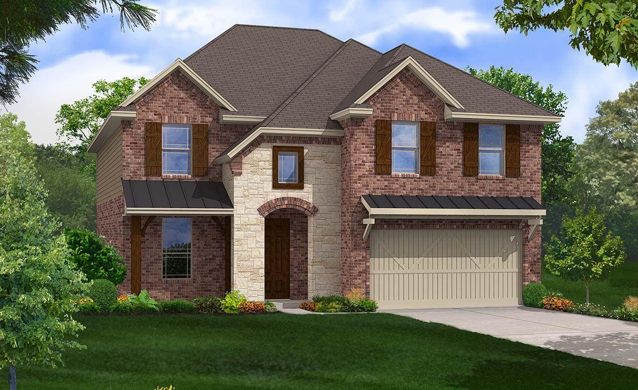 100 Gehan Homes Floor Plans Master