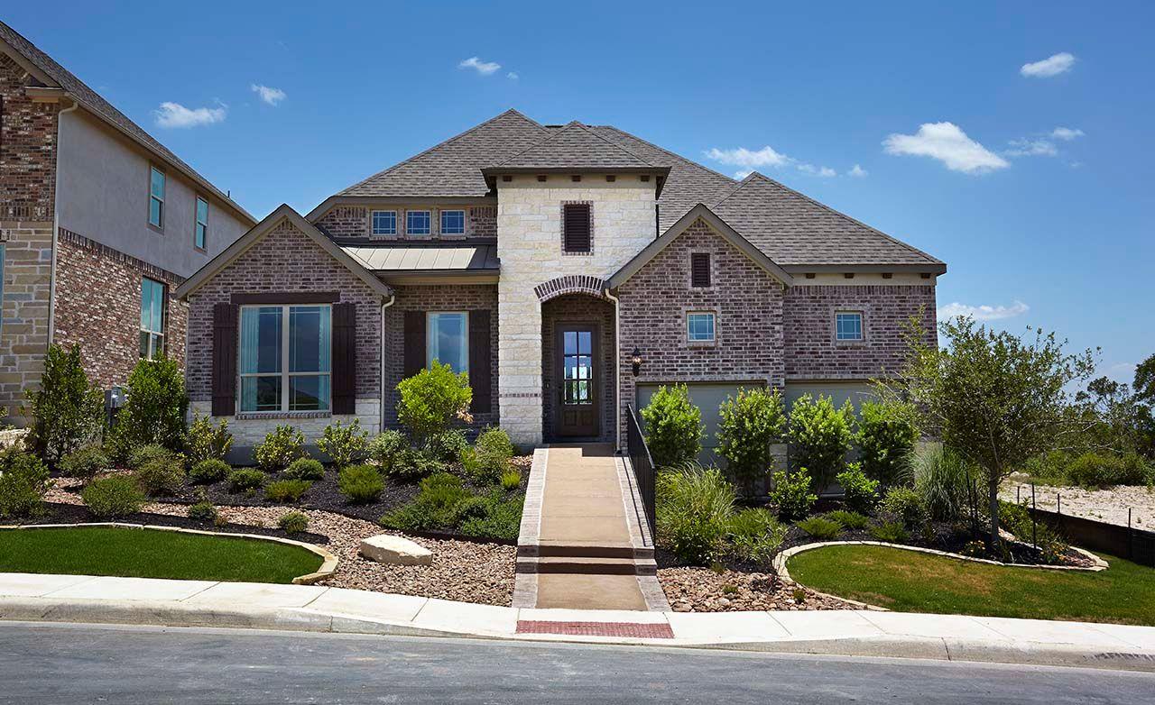 Arcadia Ridge Classic In San Antonio Tx By Gehan Homes