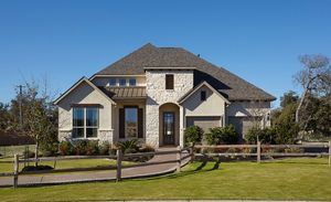 Champion Heights in Boerne - Classic  80' Lots