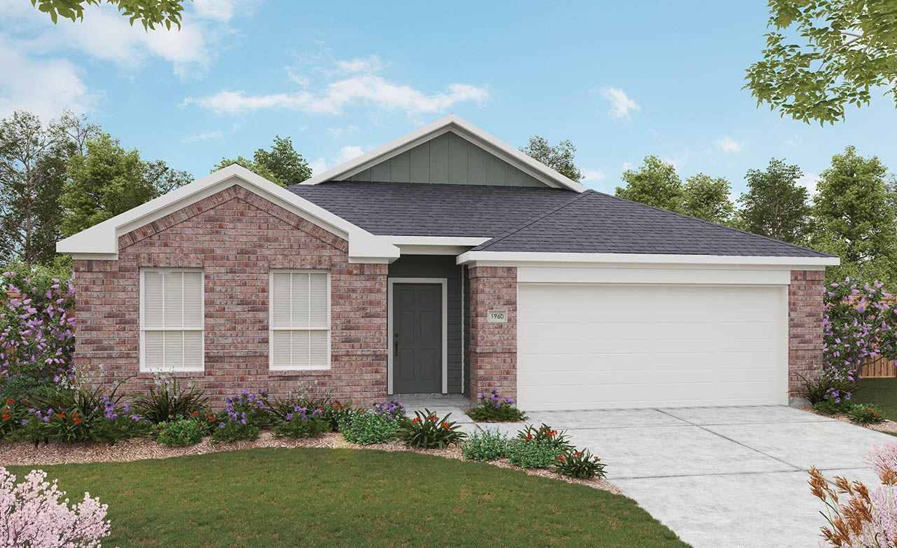Kimbell Home Plan By Gray Point Homes In Balmoral