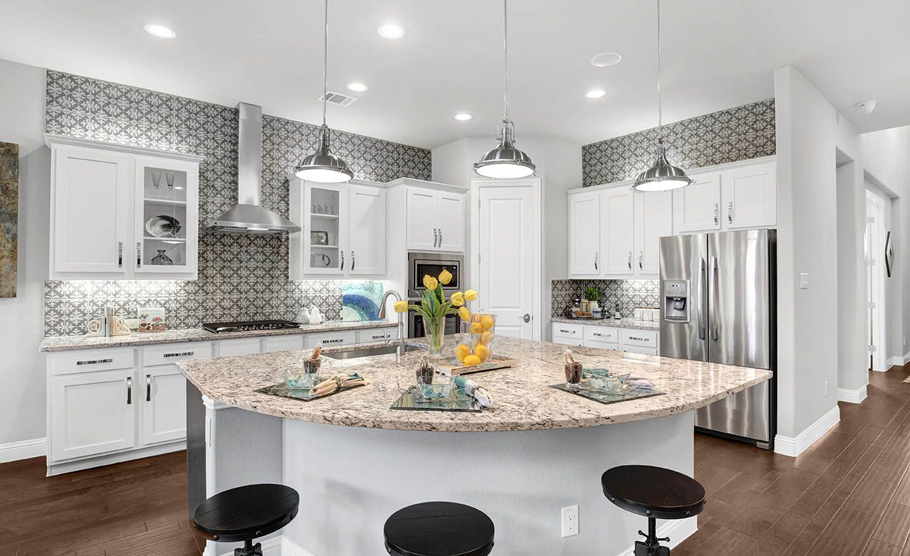 Stonegate in Irving, TX by Gehan Homes