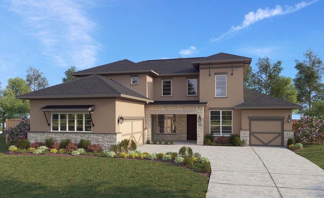 Trinity Falls New Homes