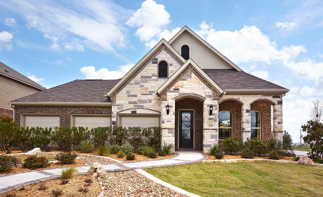 Emory Farms In Round Rock Tx By Gehan Homes