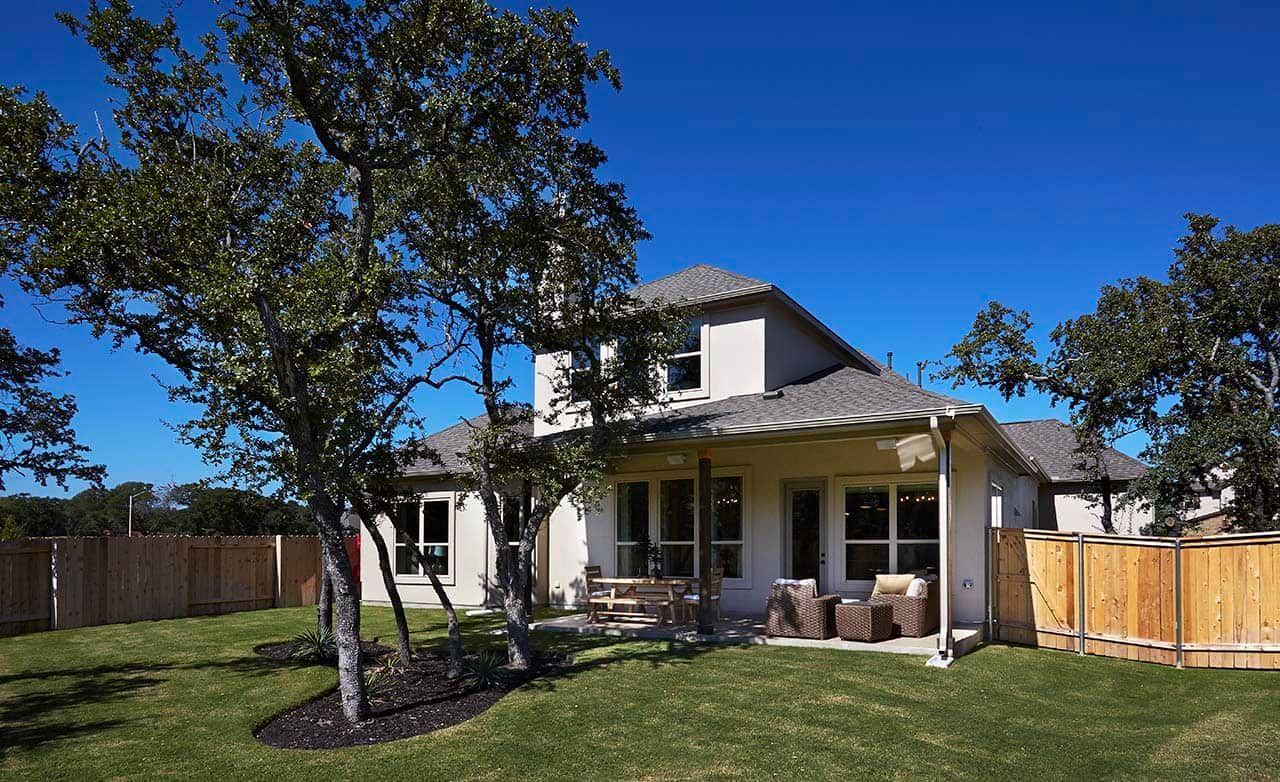 Classic In Leander, TX By Gehan Homes