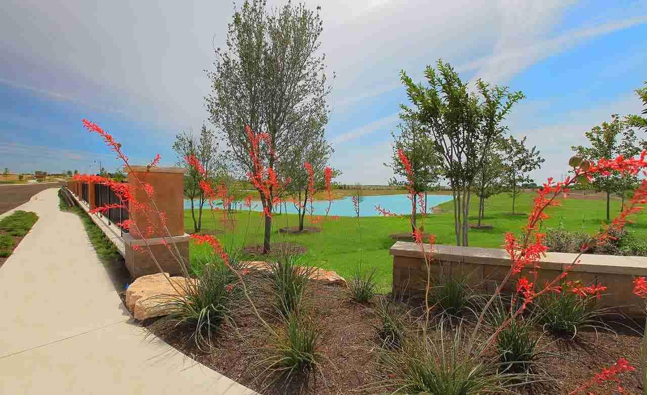Sunfield Community Lake