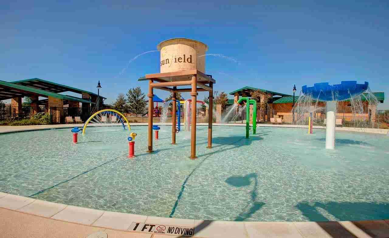Sunfield Community Pool
