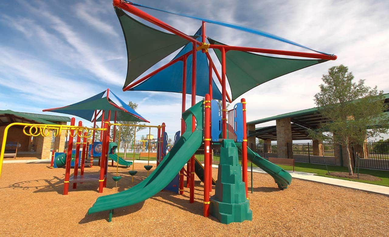 Sunfield Community Playground
