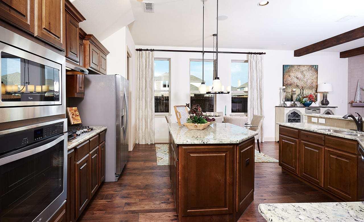 Carnegie Ridge in Argyle, TX by Gehan Homes