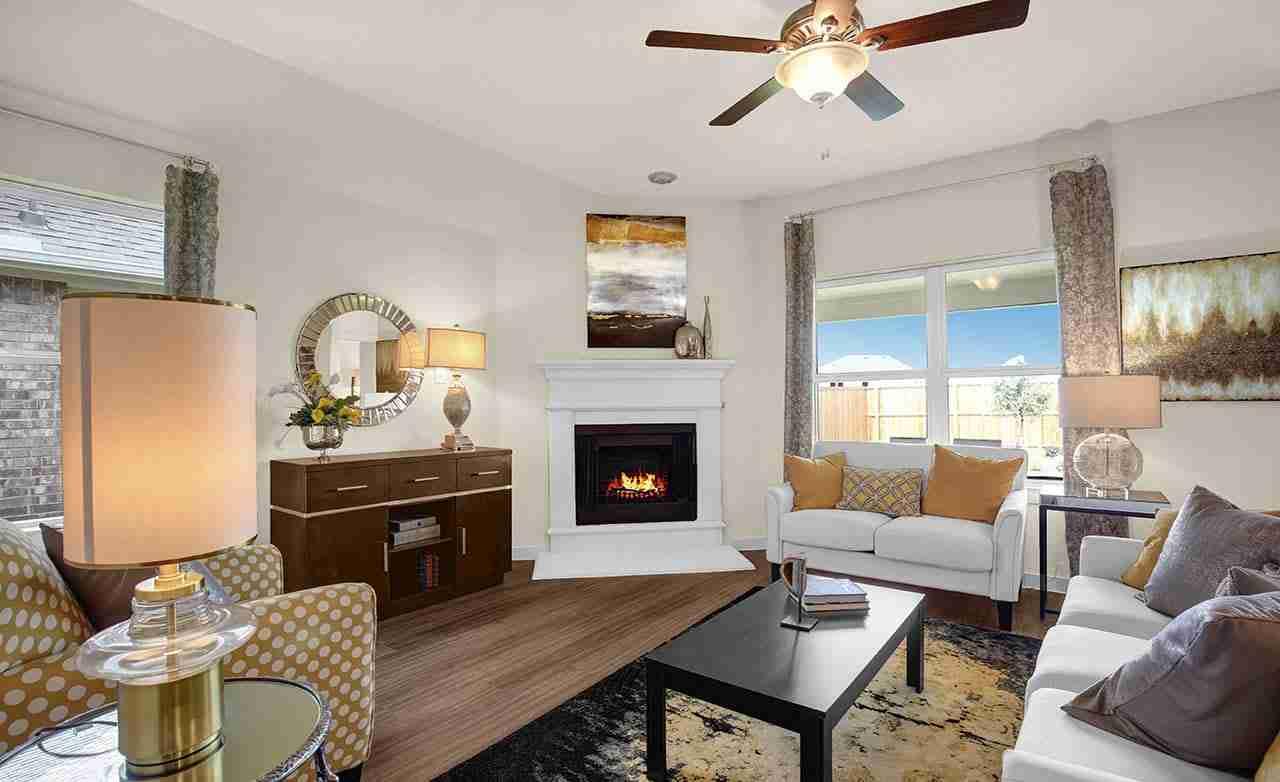 Driskill – Living Room