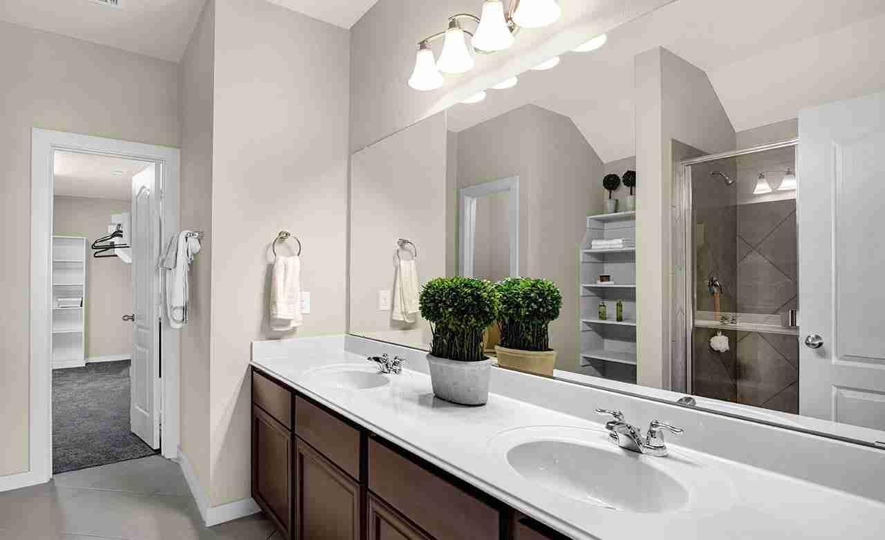 Driskill Master Bathroom