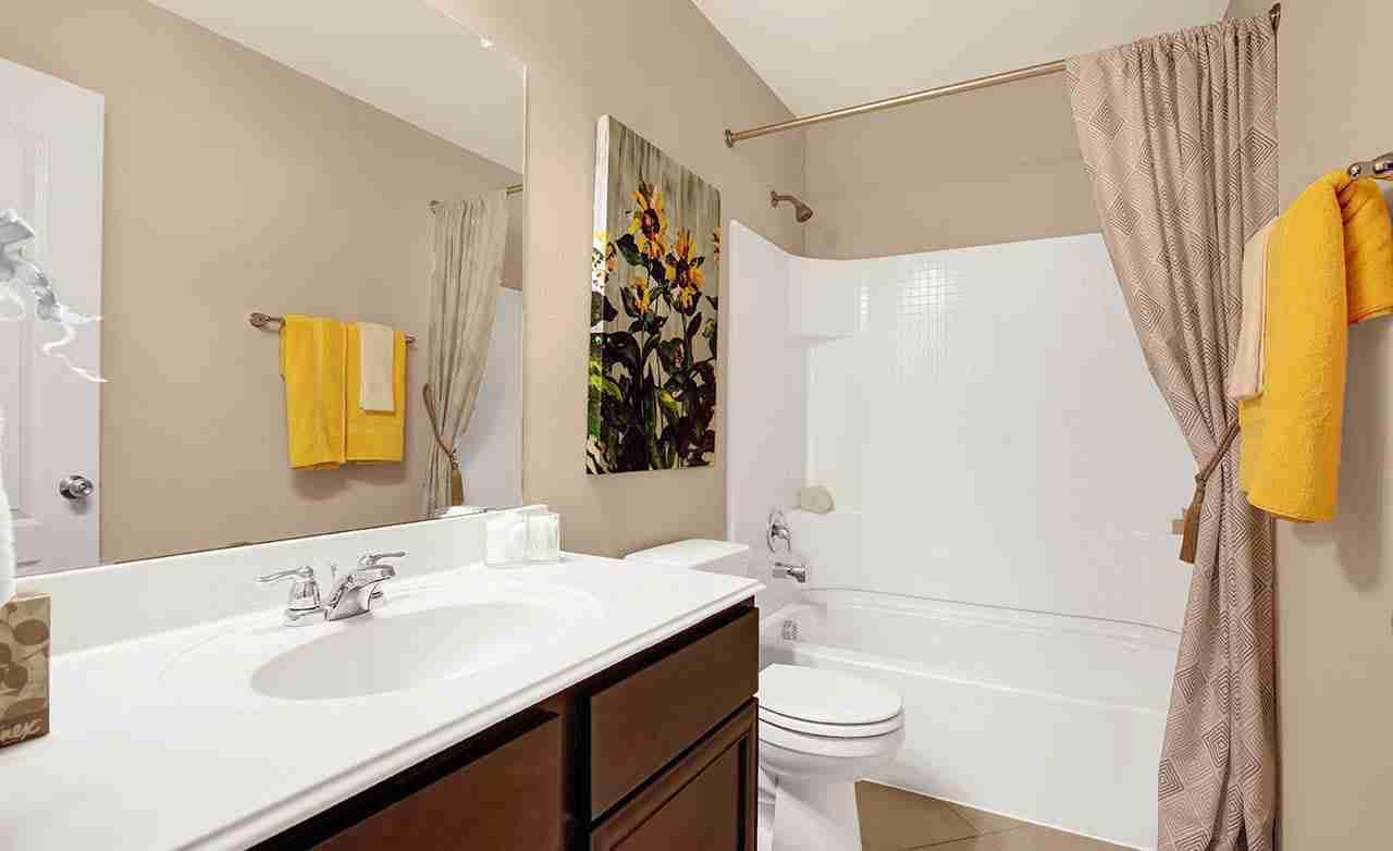 Driskill Secondary Bathroom