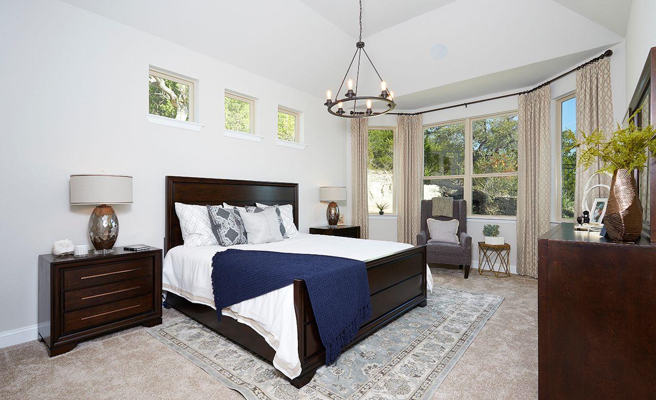 Napa Oaks in Boerne, TX by Gehan Homes