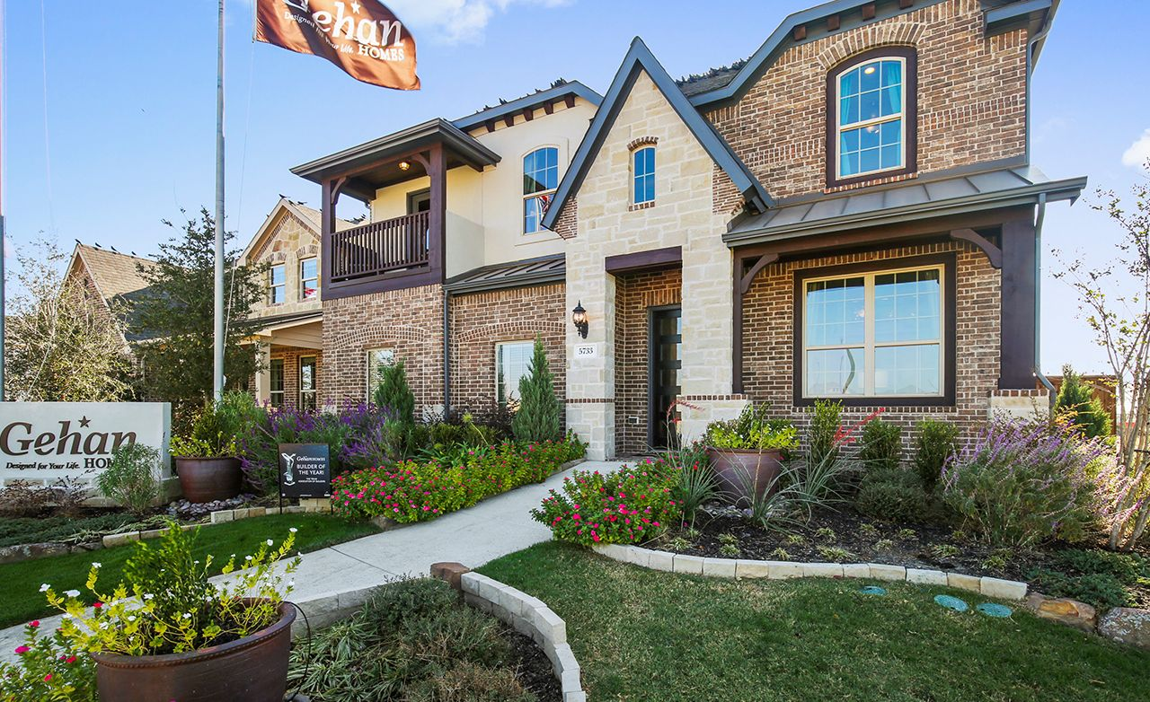 The Vineyards in McKinney TX by Gehan Homes – Rendition Homes Floor Plans