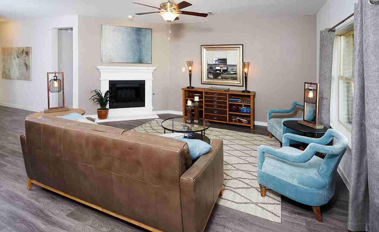 Blanton Living Room