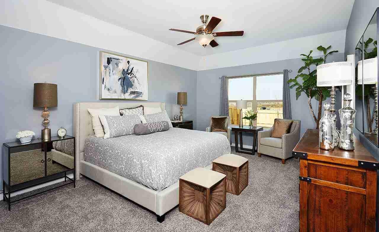 Blanton Master Bedroom
