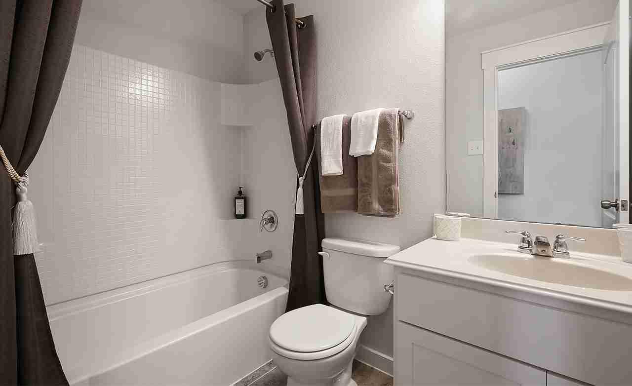 Blanton Secondary Bathroom