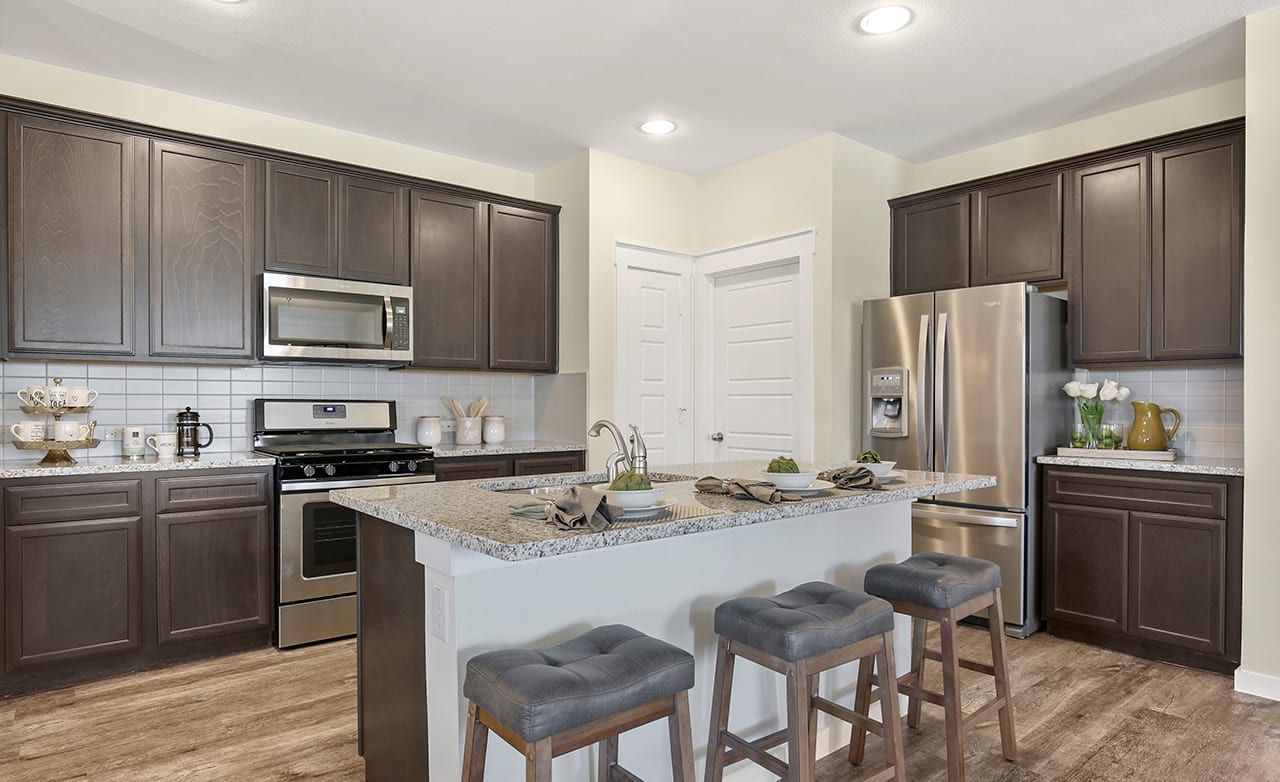 'Villages of Charleston' by Gray Point Homes - Dallas in Dallas