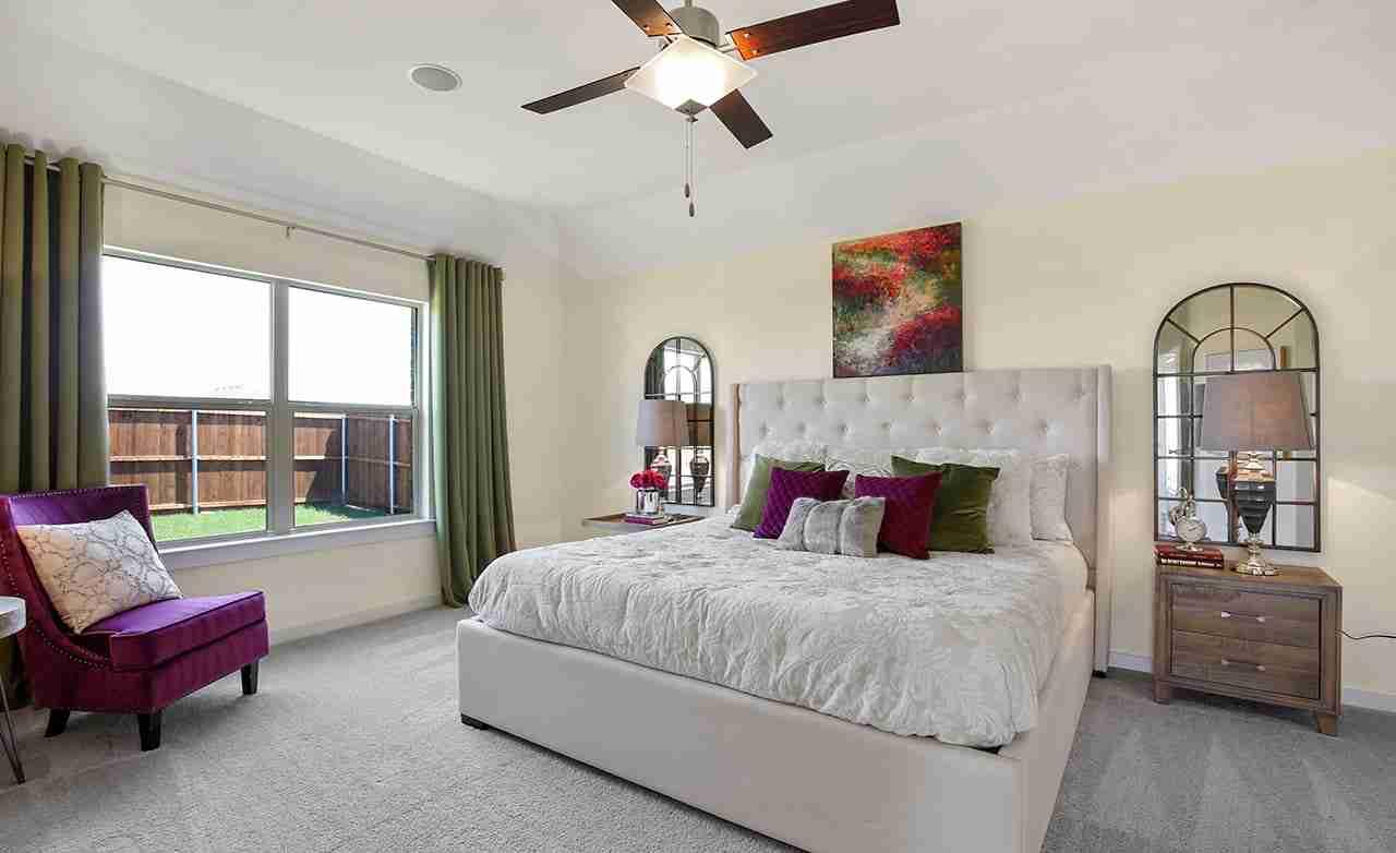 Driskill Master Bedroom