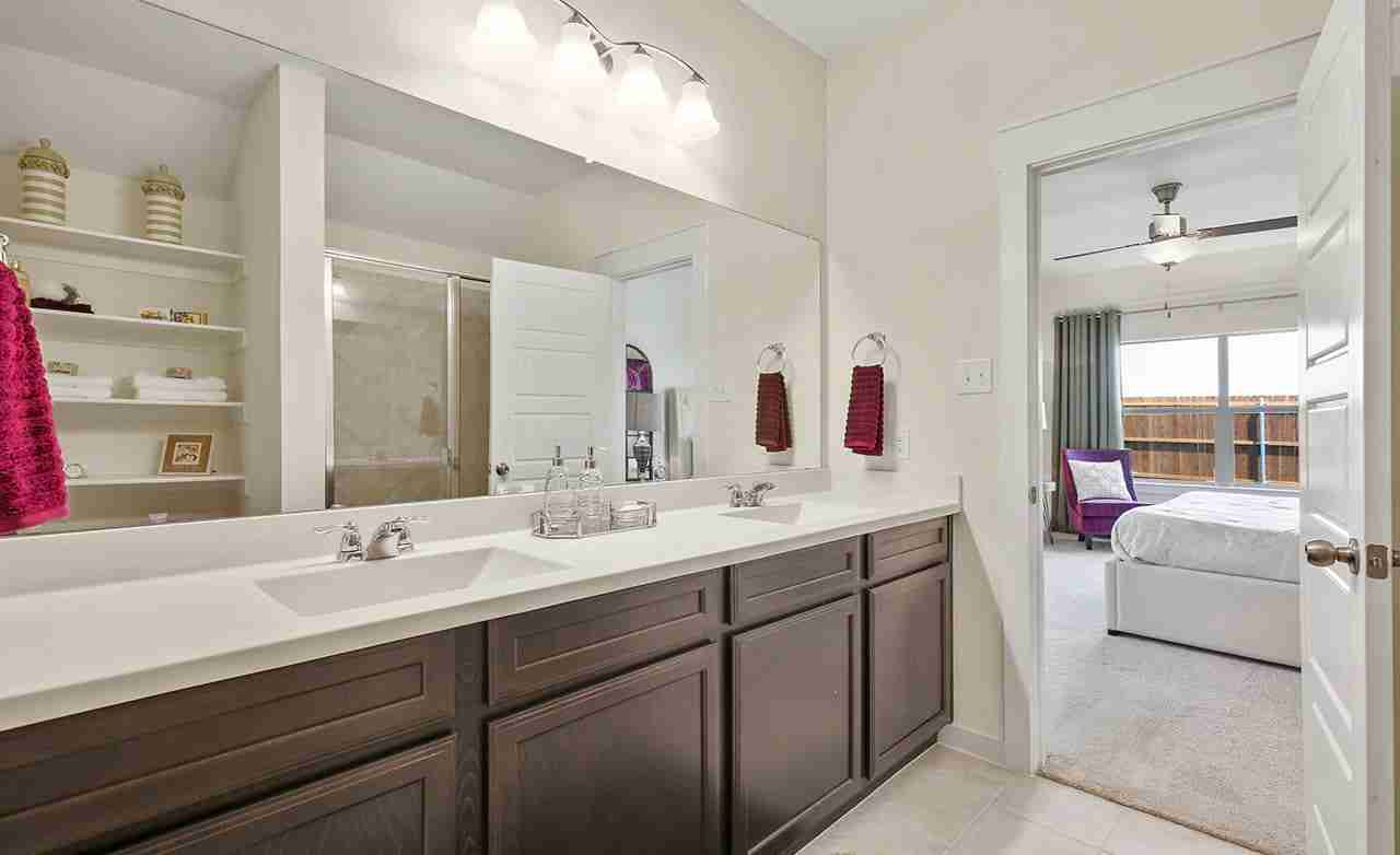 Driskill Master Bathroom