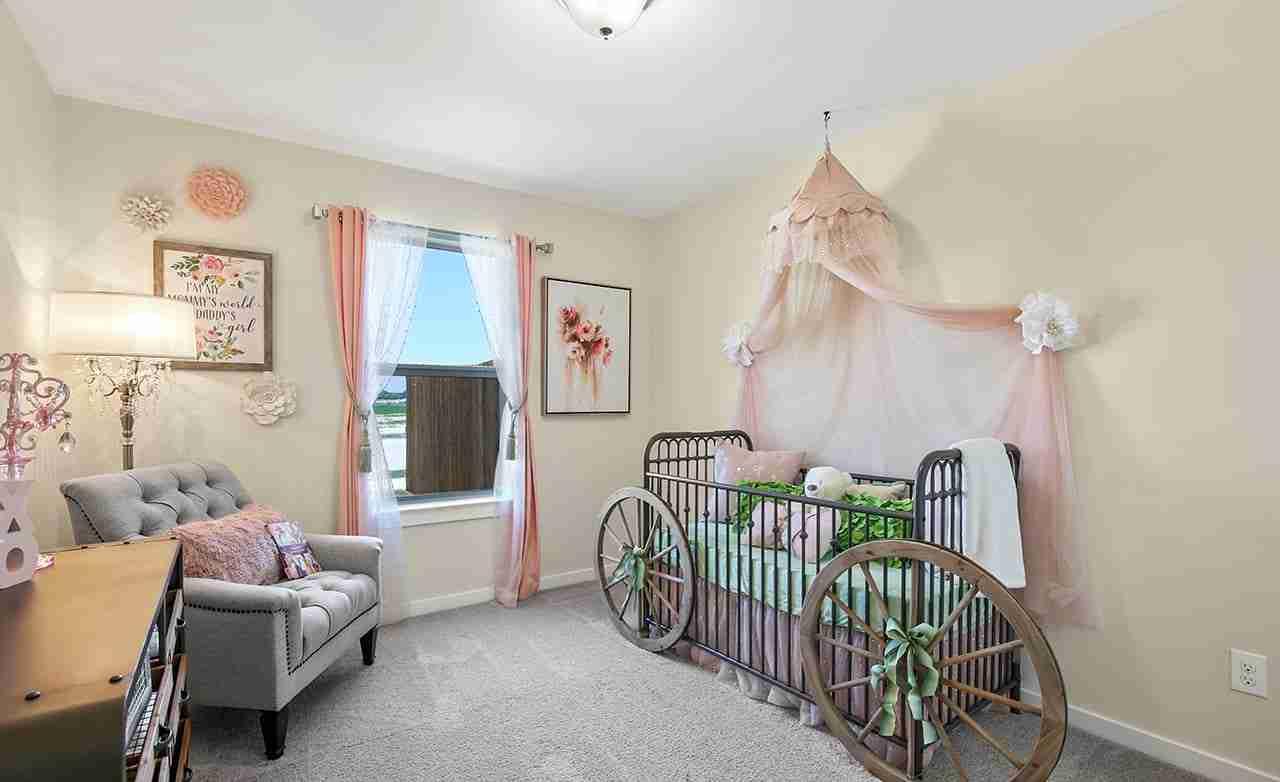 Driskill Secondary Bedroom