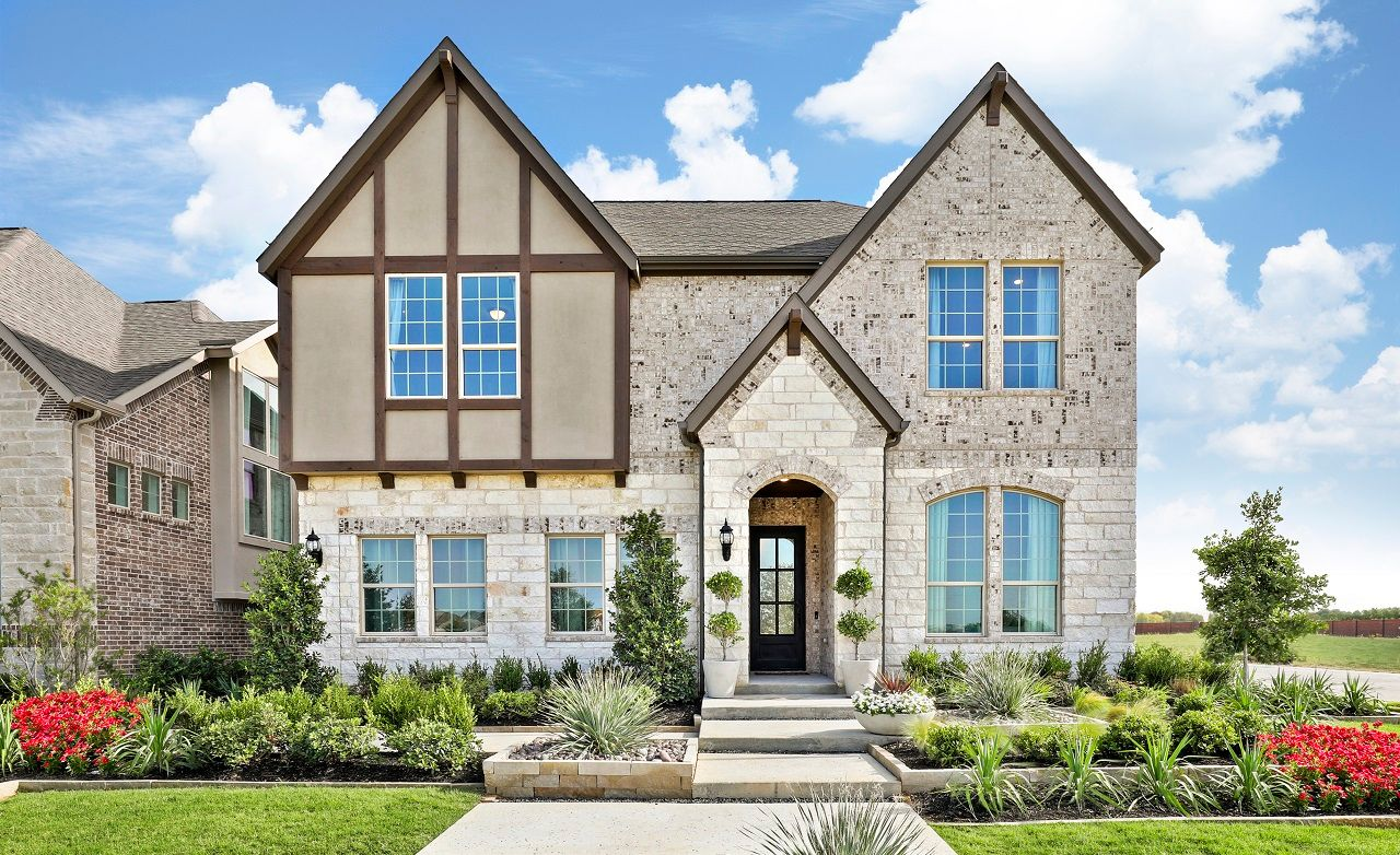 Stonegate In Irving Tx By Gehan Homes