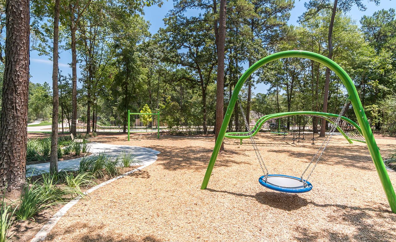 The Woodland Hills Community Playground