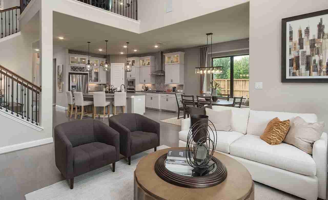 Rosewood - Living Room
