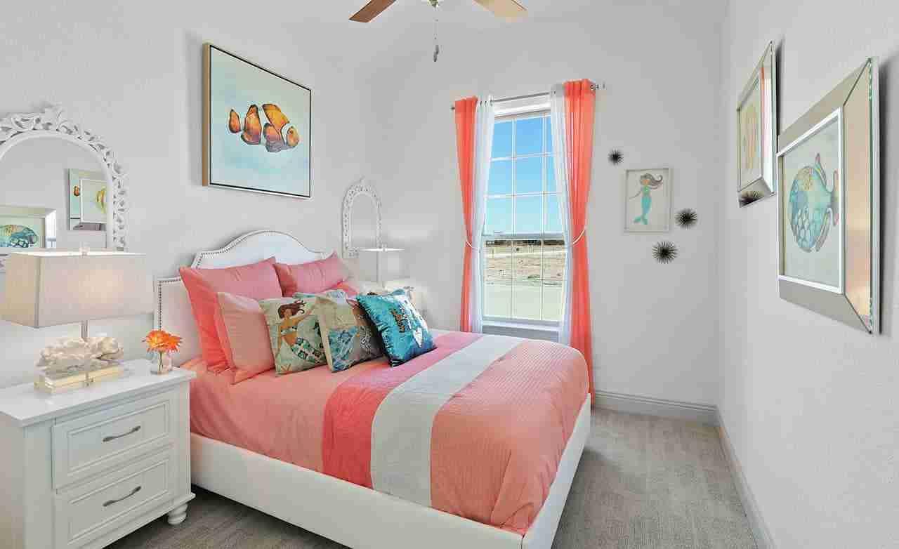 Fiji - Secondary Bedroom