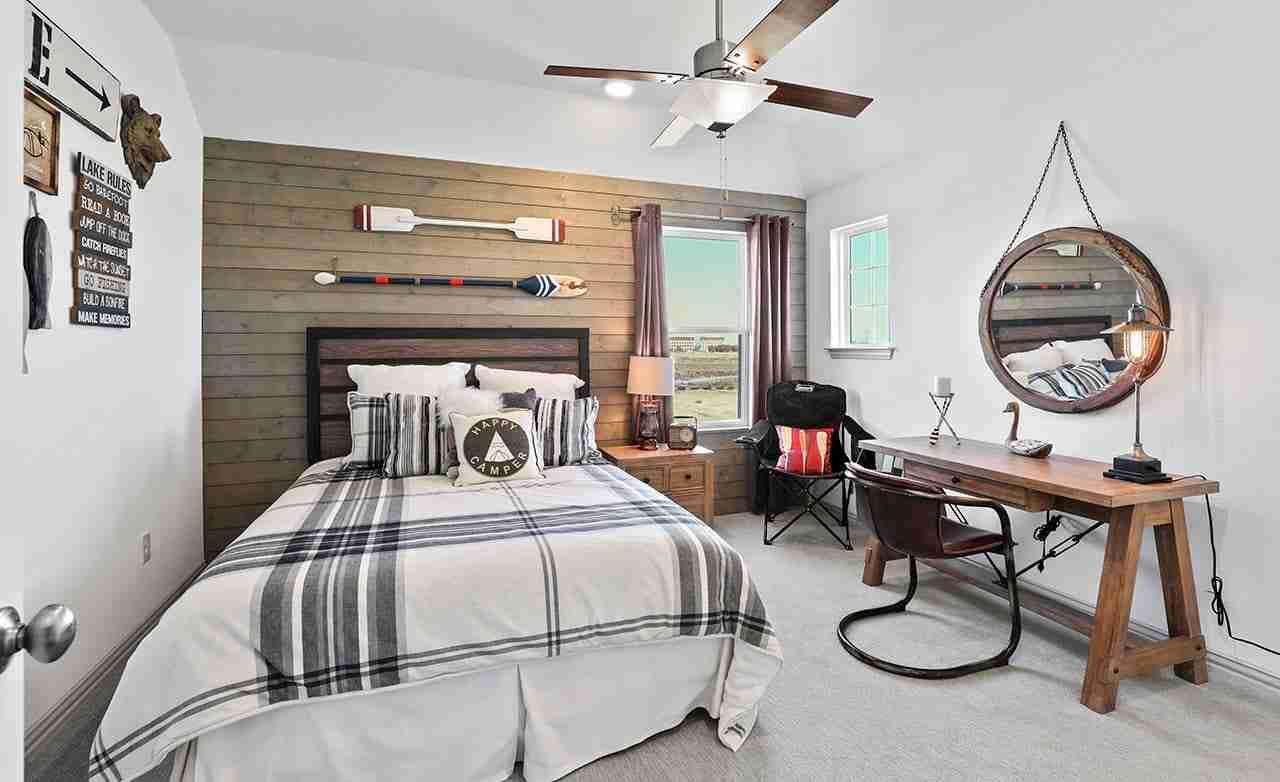 Tahiti - Secondary Bedroom