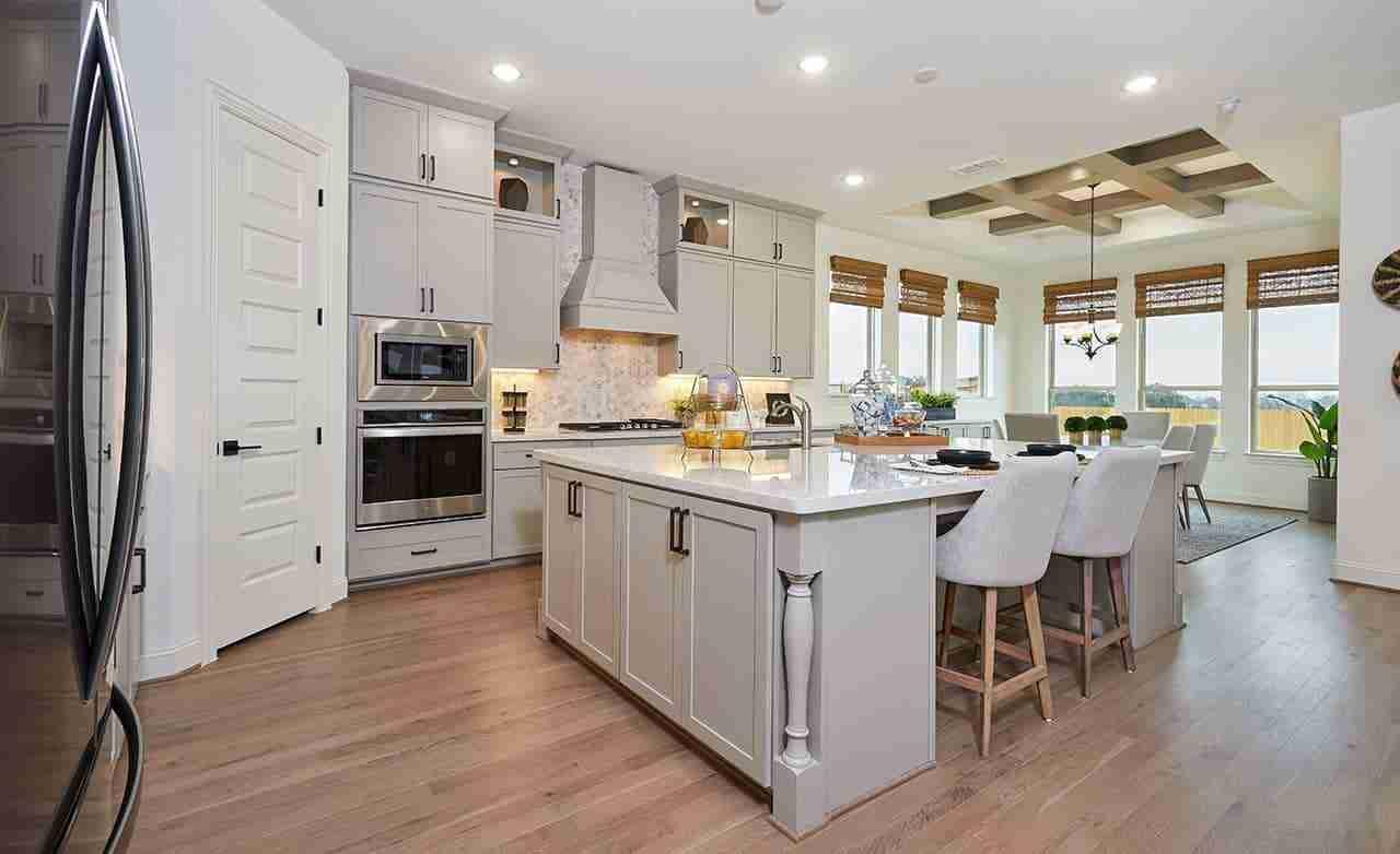 Princeton - Kitchen