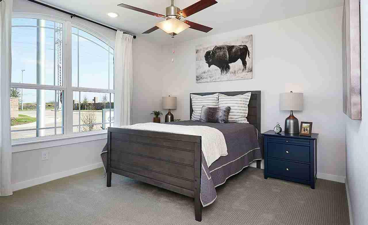 Driskill - Secondary Bedroom