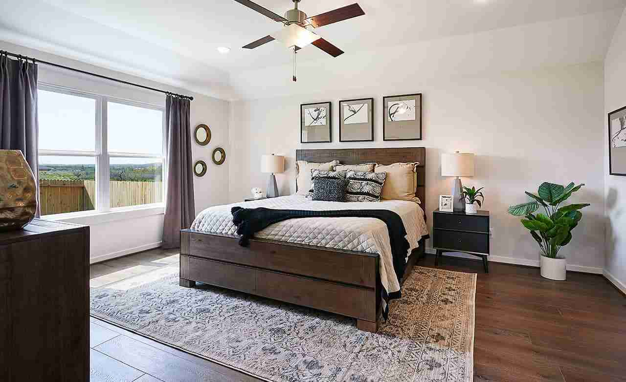 Driskill - Master Bedroom