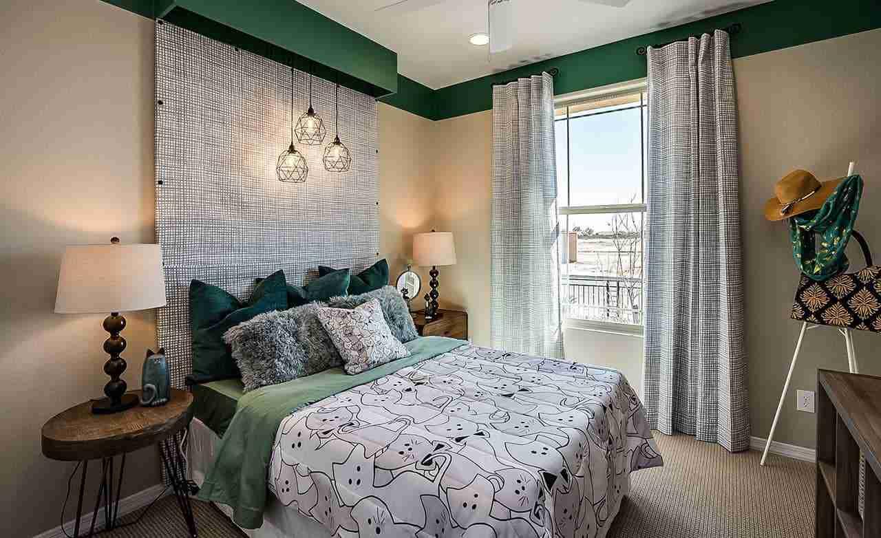 Bluebell - Secondary Bedroom
