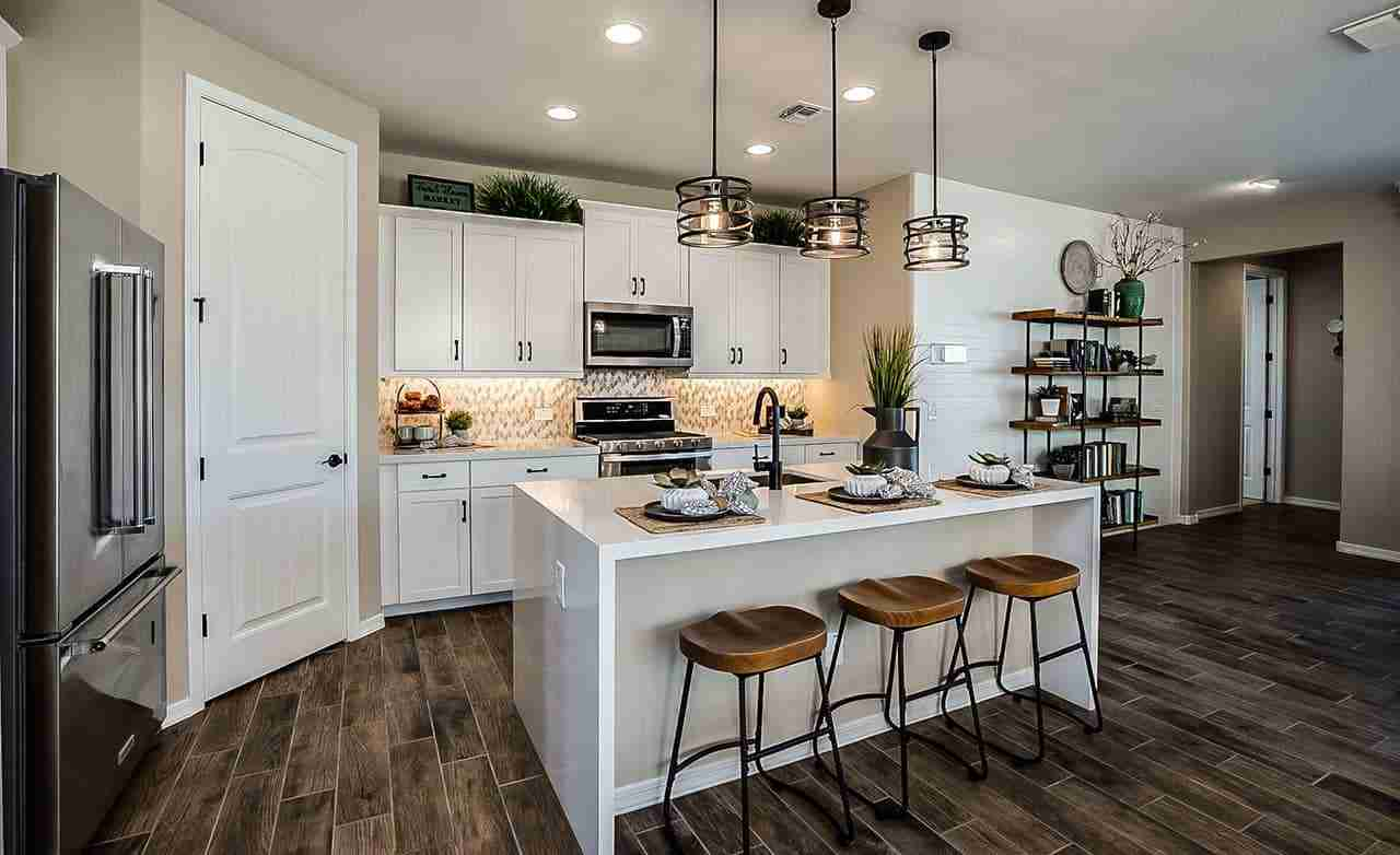 Bluebell - Kitchen