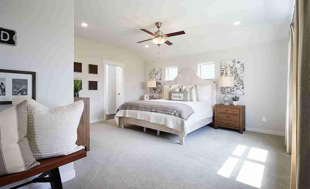Meyerson - Master Bedroom