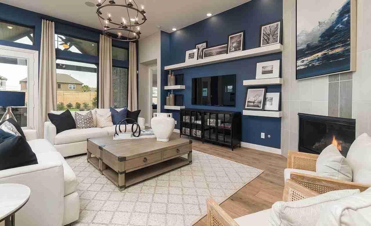 Villanova - Family Room