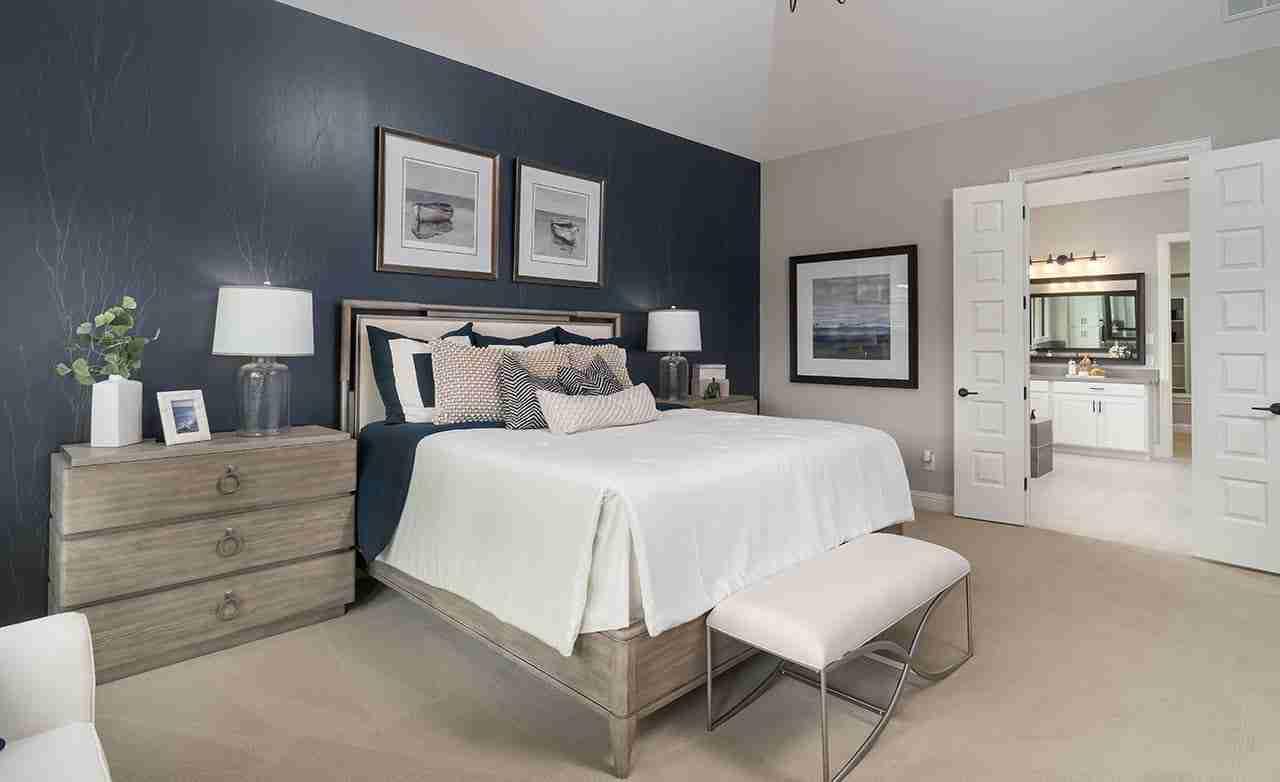 Villanova - Master Bedroom