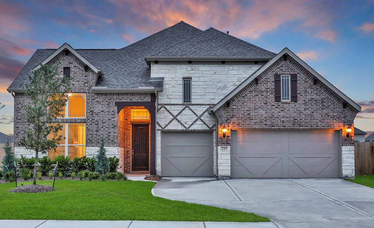 New Construction Homes & Plans in League City, TX   3,029 ... on