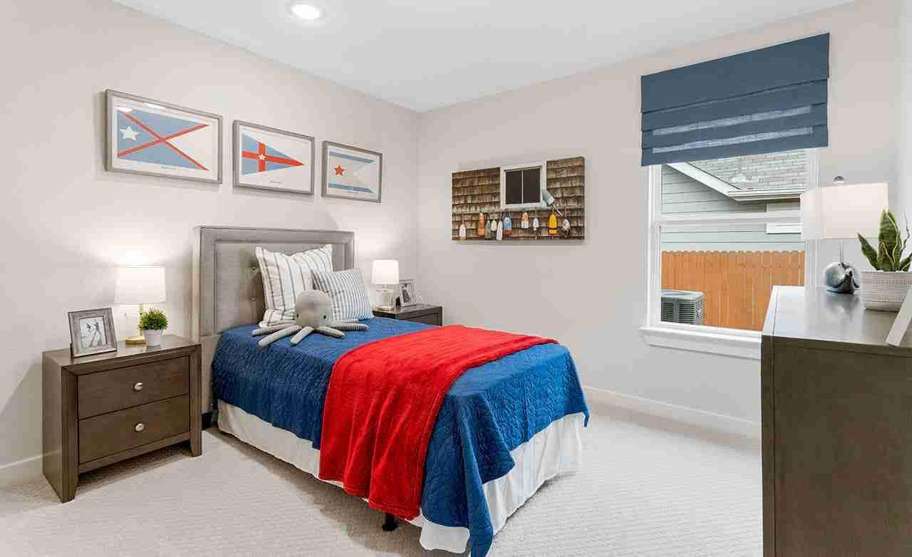 Kimbell - Secondary Bedroom